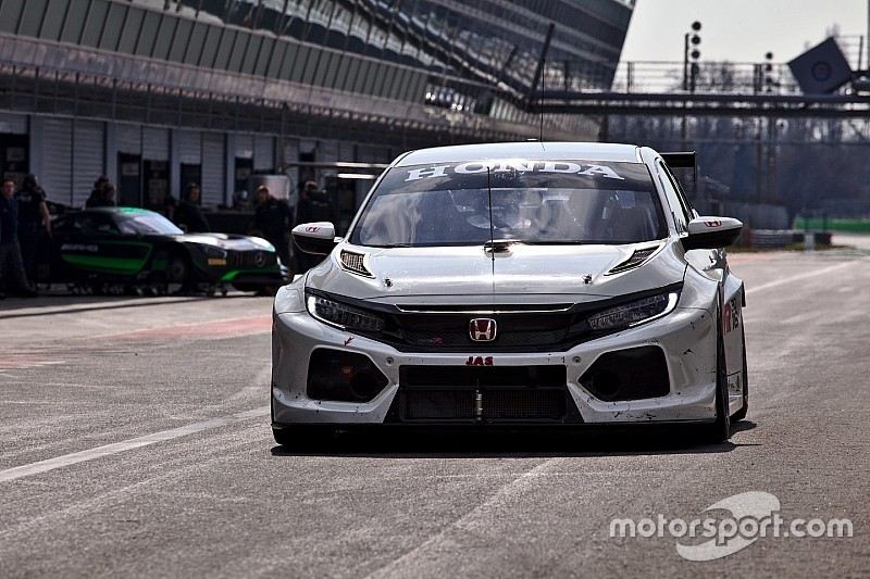 Due nuove Honda per la RealTime Racing in Classe TCR
