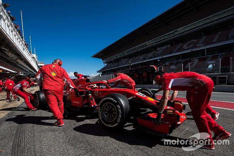 Formel 1 Melbourne 2018 Das 1 Training Im Formel 1 Liveticker