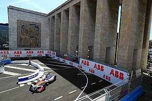 Formula E Qualifying report Rome ePrix: Rosenqvist beats Bird for dominant pole