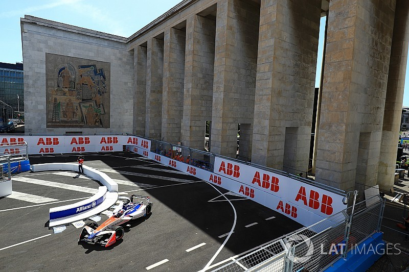 Rosenqvist pakt met sublieme ronde pole voor eerste ePrix in Rome