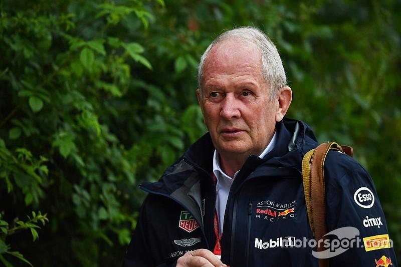 Chefão da Red Bull admite torcer por título de Vettel na F1