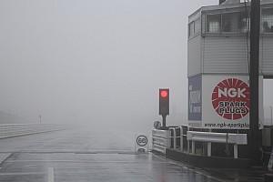 Super Formula Race report Weather forces Autopolis Super Formula race cancellation