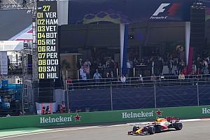 F1 Reporte de prácticas Verstappen establece nuevo récord en México