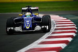 Formula 1 Breaking news Ericsson: Sauber performance upturn deserving of points