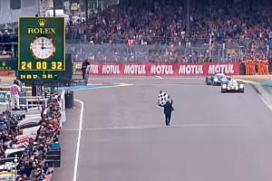 Le Mans Feature Video: Die Highlights der 24 Stunden von Le Mans 2016