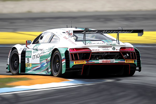 Pole-Position für de Phillippi/Mies und Audi bei GT-Masters in Hockenheim