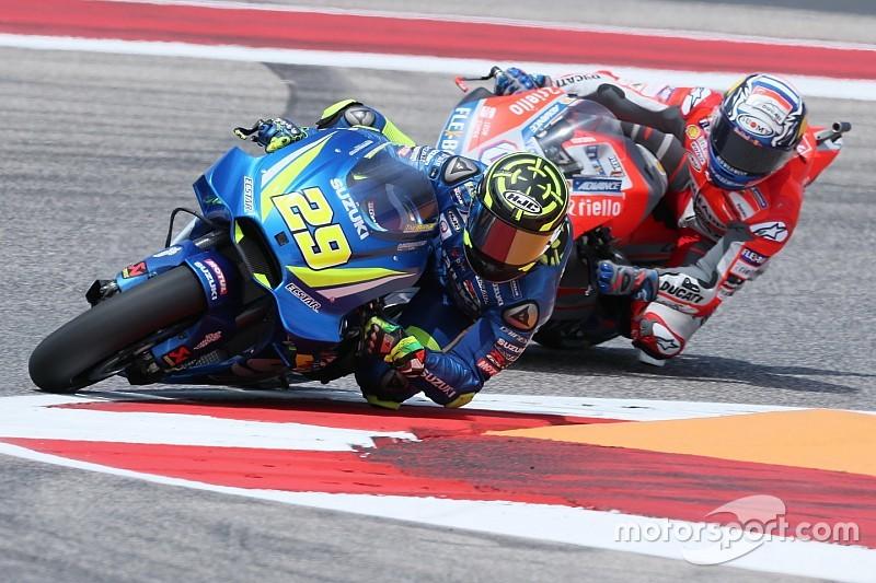 Янноне: Ми не можемо боротись із Ducati та Honda з таким мотоциклом