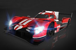 WEC Breaking news Manor announces WEC LMP1 entry with Ginetta