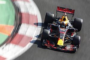F1 Noticias de última hora Red Bull podría cambiar el motor de Ricciardo para México