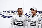 Formula 1 Rosberg: Rakipleri, Hamilton'ı yenmek için