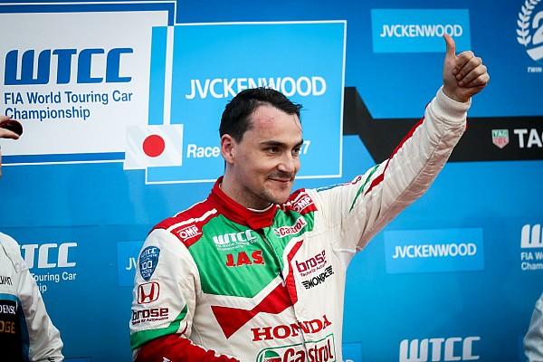 WTCC Michelisz nagyon boldog, a legjobb kocsiban ült Motegiben
