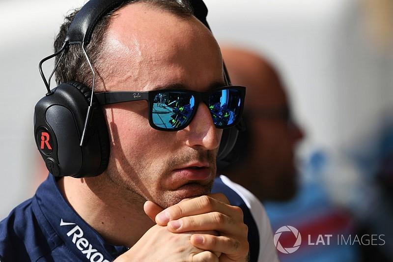 """Kubica: """"Combinatie WEC met F1-rol te riskant"""""""
