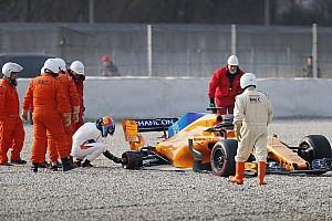 Формула 1 Важливі новини У McLaren не стали панікувати через виліт Алонсо