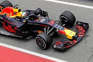 Formel 1 Reaktion Ricciardo stellt RB14 positives Fazit aus: