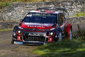 WRC Son dakika Loeb, Korsika'daki erken kazası nedeniyle hayal kırıklığı yaşıyor