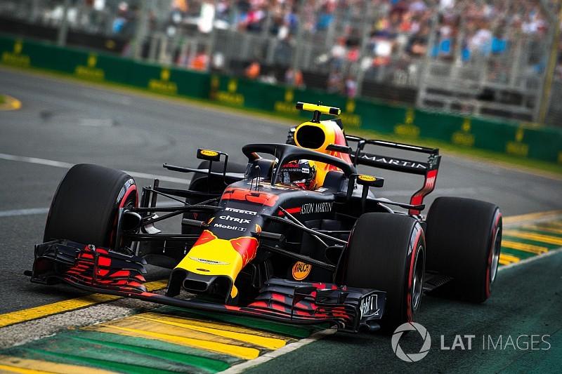 Red Bull encouragé par le meilleur tour de Ricciardo