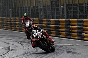 GP di Macao, qualifiche SBK: Hickman svetta nel primo turno
