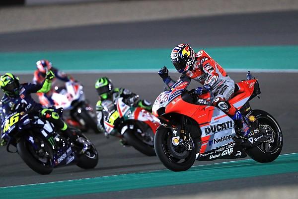 MotoGP Noticias Andrea Dovizioso piensa que Márquez hizo algo irreal