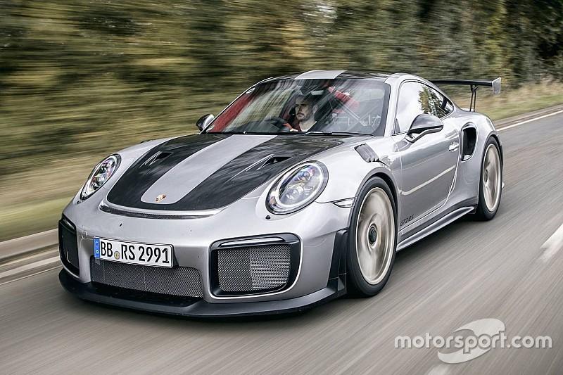 Primera prueba: Porsche 911 GT2 RS 2018