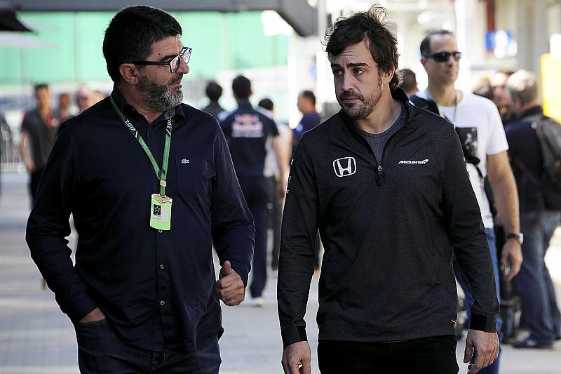 """""""No hay nada decidido"""" sobre el futuro de Alonso en la F1, dice su agente"""