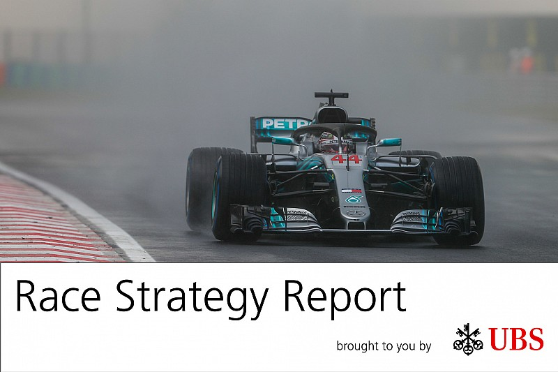 Strategy Report: How wet qualifying opened the door for Mercedes