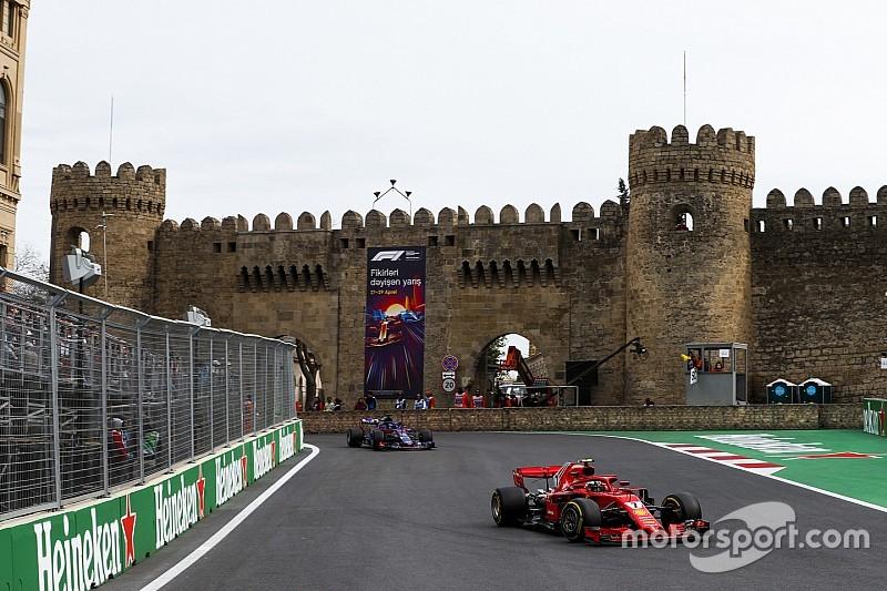 Azerbaijan perpanjang kontrak F1 hingga 2023