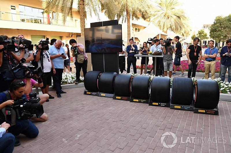 Pirelli, 2018'de tüm takımlarla lastik testi yapacak
