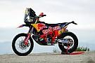 Así es la nueva KTM para seguir reinando en el Dakar