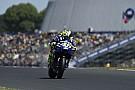 MotoGP Valentino Rossi positif après son podium au Mans