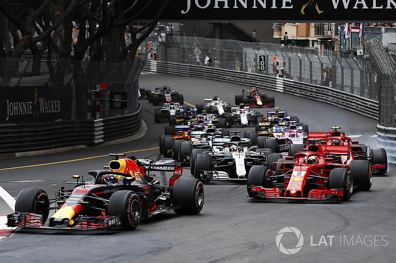 Formel 1 Monaco 2018: Die schönsten Bilder am Sonntag