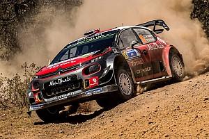WRC Prova speciale Messico, PS20: Meeke capotta e perde la seconda posizione!