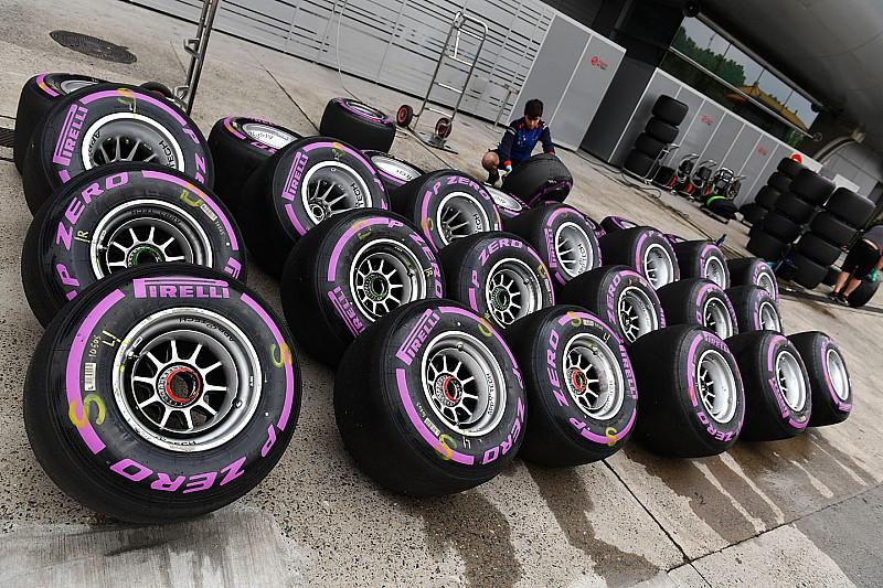 Gran Premio di Russia: Pirelli propone l'ennesimo salto di mescola della stagione