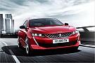 Automotive Sagen Sie Hallo zum neuen Peugeot 508