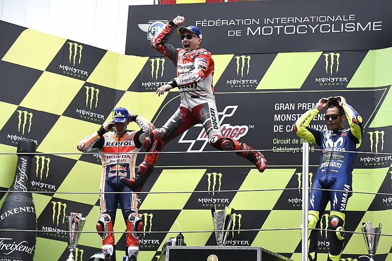 Las mejores fotos del GP de Catalunya 2018 de MotoGP