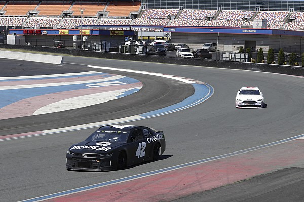 NASCAR Cup Charlotte Motor Speedway unveils race lengths for Roval races