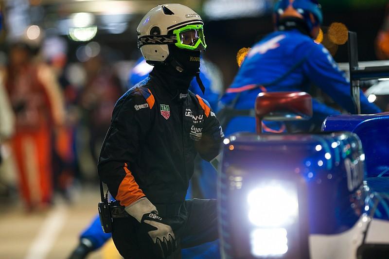 Le Mans: la Dallara della Cetilar Villorba Corse era anche rimasta al buio!