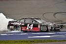 NASCAR Cup Боуйер выиграл гонку NASCAR в Мичигане