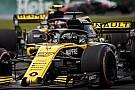 Formule 1 Renault surmotivé à l'idée de courir en France