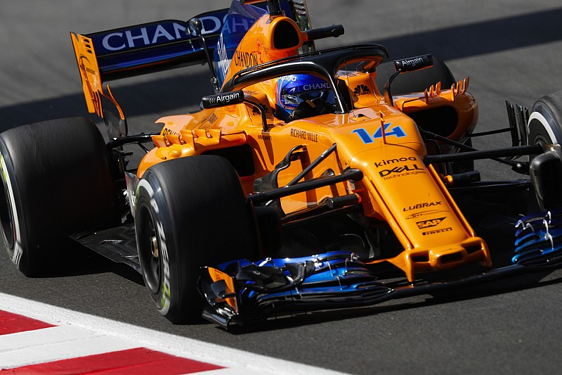 Алонсо: Завдяки оновленням болід McLaren став значно краще