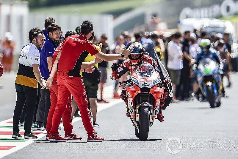 Возвращение Лоренсо: главные события Гран При Италии
