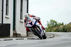 Road racing Breaking news Isle of Man TT becomes world's fastest road race