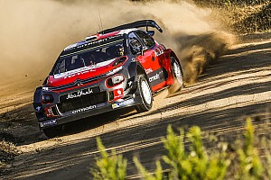 WRC Breaking news Loeb struggles for pace in Rally Mexico shakedown