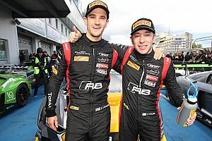BES Qualifiche Frijns regala all'Audi la pole nel round finale di Barcellona