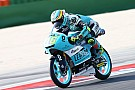 Moto3 Aragon, Libere 2: Mir e Canet si invertono al top, Bastianini terzo