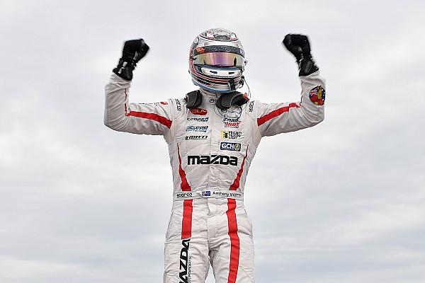 Pro Mazda Mid-Ohio Pro Mazda: Martin wins after daring pass on Cunha