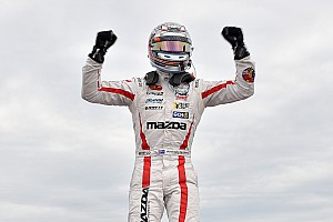 Pro Mazda Race report Mid-Ohio Pro Mazda: Martin wins after daring pass on Cunha