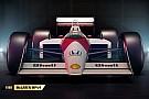 Teljes a lista, itt az F1 2017-ben szereplő újabb négy klasszikus autó!