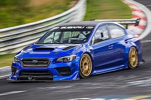 Automotive News Nürburgring-Nordschleife: Subaru unterbietet Porsche-Rundenrekord