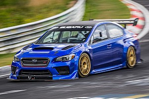 Nürburgring-Nordschleife: Subaru unterbietet Porsche-Rundenrekord