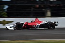 Montoya and Servia praise new IndyCar body kit after test